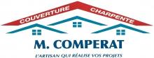M.COMPERAT: Couvreur, zingueur, charpentier, isolation, façade, ravalement de faça